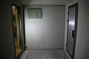 Фото раздвижного контейнера-бани вид №8
