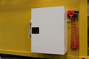 Фото панели для управления электроэнергией
