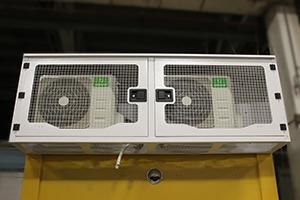 Фото системы кондиционирования блок-контейнераФото системы кондиционирования блок-контейнера