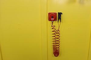 Фото заземления для автоцестерн контейнера связи