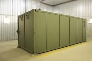 Фото контейнера для хранения оружия и боеприпасов вид №3