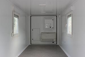 Внутренний вид кузов-контейнера постоянного объема Kron Investment Group-КК-01