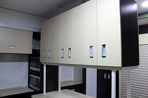 Фотография комплекса полок для хранения продуктов