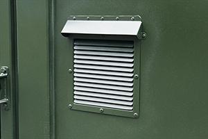 Фотография вентиляционной решетки
