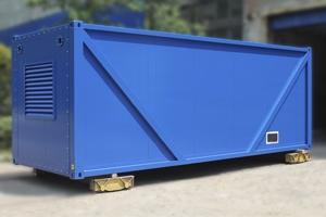 Фото контейнера для ДГУ АД-512С-Е400-2РНМ общий вид