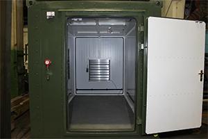 Фото контейнера для ДГУ 200 кВт общий вид