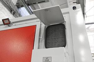 Фото вентиляционной решетки с уплотнителем