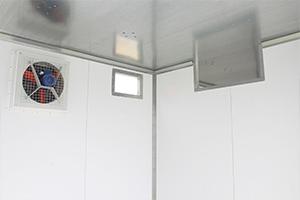 Каркас контейнера выполненный из нержавеющей стали