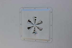 Фото вентиляционного люка с регуляровкой