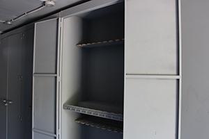 Фото металлических полок для оружия