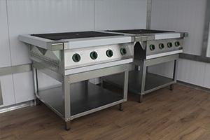 Фото электрической плиты для мобильной кухни