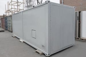 Фото кузов-контейнера постоянного объема