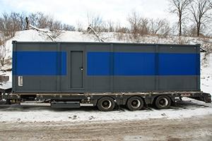 Перевозка блок контейнеров автомобильным транспортом
