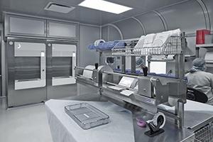 Фото медицинского стерилизационного контейнера