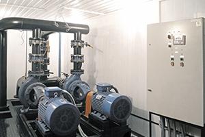 Фото оснащения водогазового контейнера