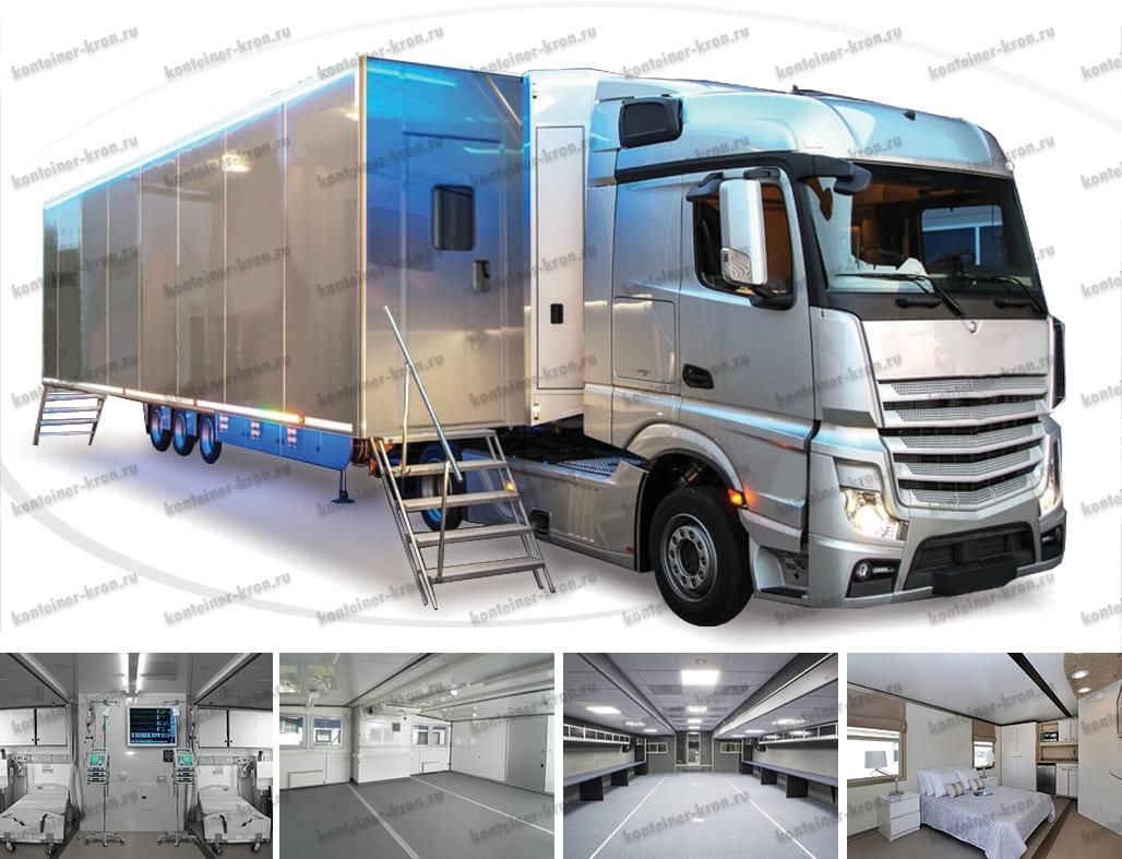 Модель кузов-фургона