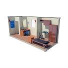 Кузов-контейнер для несения службы лагерного сбора (СЛС)