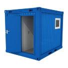 Санузел в мобильном блок-контейнере
