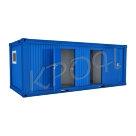 Мобильный санитарный контейнер