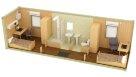 Жилые блок-контейнеры с санузлом и душем - 2 человека