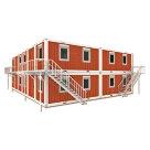 Административно-бытовое здание на базе блок-контейнеров