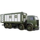 Раздвижной кузов-фургон