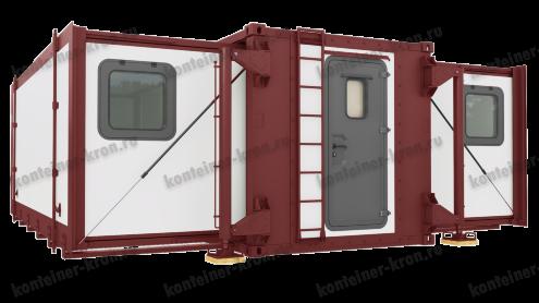 Медицинский контейнер для пациентов