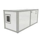 Стыковочный блок-контейнер с шасси