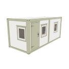 Блок-контейнер для отдыха медицинского персонала