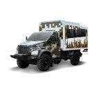 Вахтовый автобус на шасси ГАЗон Next С-3