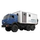 Мобильная электролаборатория МЭК-3