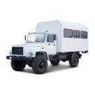Вахтовый автобус на шасси ГАЗ 33081 К