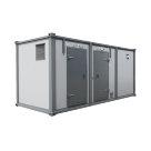 Водогазовое оснащение для контейнеров и фургонов