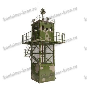 Запущена в производство новая модель бронированной вышки серии Kron Investment Group-ВН