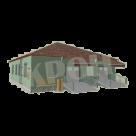 Модульная пекарня КРОН-МП-600