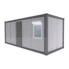 Блок контейнер металлический БК-02