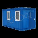 Cборно-разборный блок контейнер