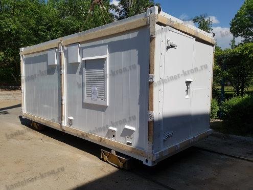 Обрешетка кузов-контейнера