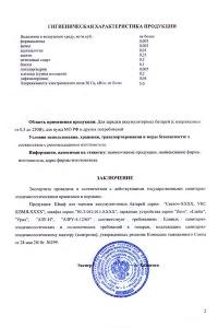 Сертификат компании Kron Investment Group